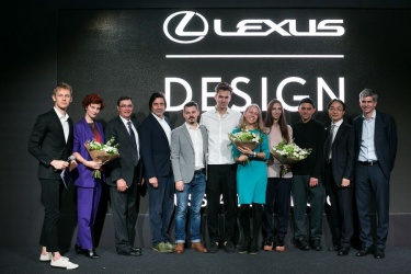 Lexus Design Award 2018 Russia Top Choice